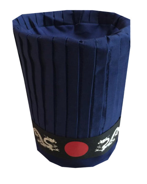 hibachi tall hat set, hibachi chef tall hat, hibachi hat sets