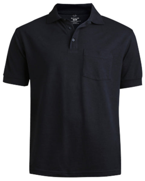 Tasteful style polo shirt, navy color polo, best price polo shirt