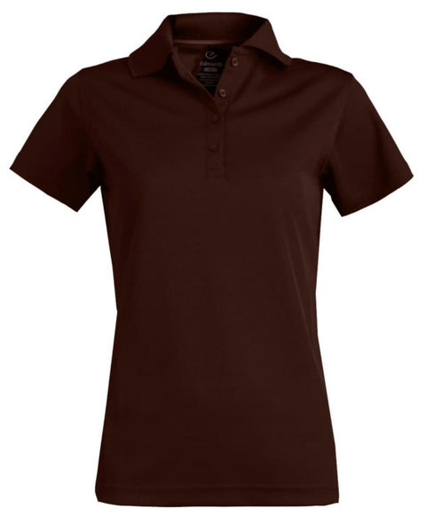 coffee shop polo, mesh polo shirt