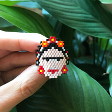 Load image into Gallery viewer, Frida Kahlo Ring