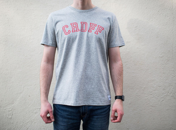 CARDIFF short sleeve t-shirt | Home Town Glory