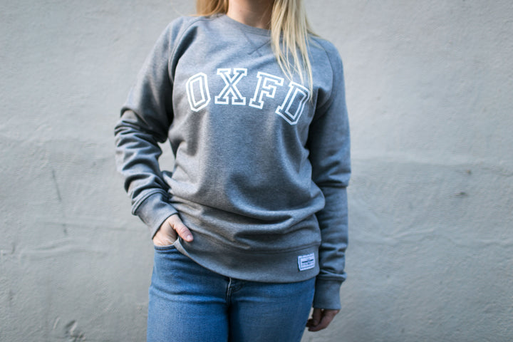Oxford sweatshirt | Home Town Glory