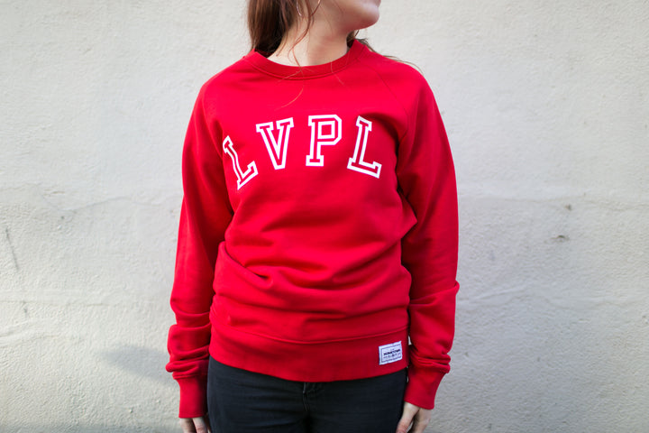 Liverpool sweatshirt | Home Town Glory