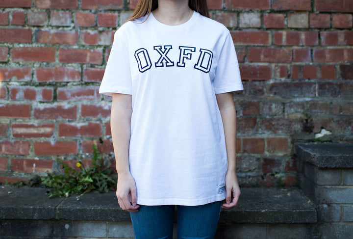 OXFORD short sleeve t-shirt | Home Town Glory