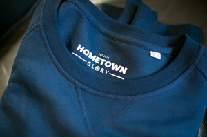 Edinburgh sweatshirt | Home Town Glory