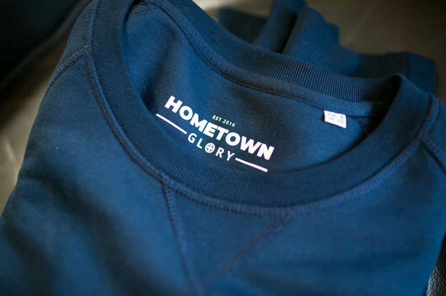 Cardiff sweatshirt | Home Town Glory