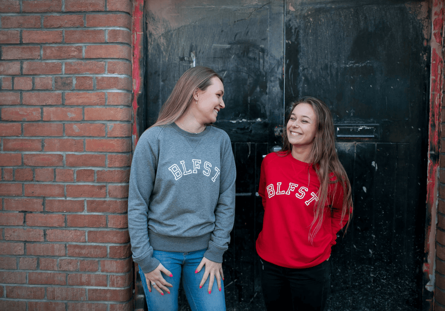 Belfast jumper | Home Town Glory