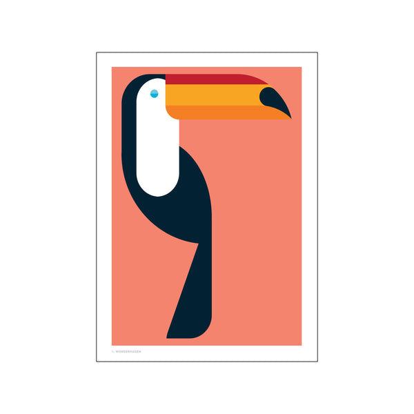 Toucan Red