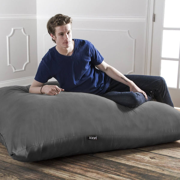 Giant Kids Bean Bag Gaming Lounger Chair 5.5' Made in USA - Kids Eye Candy
