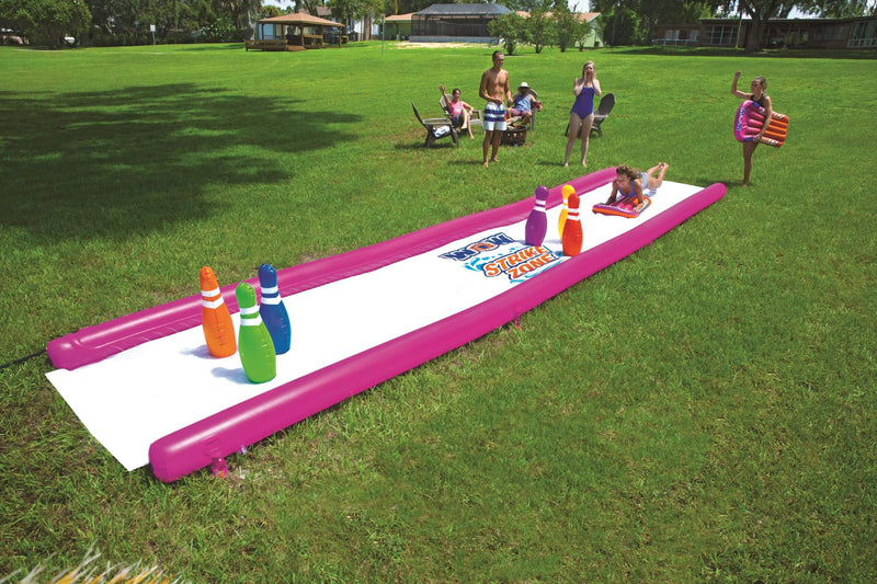 Strike Zone Water Slide - Kids Eye Candy