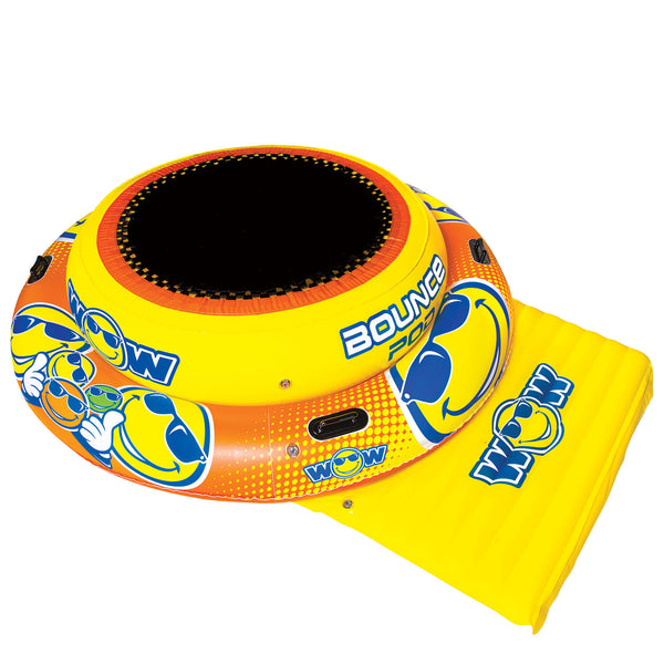Water Bounce Pod Floating Jump Station - Kids Eye Candy