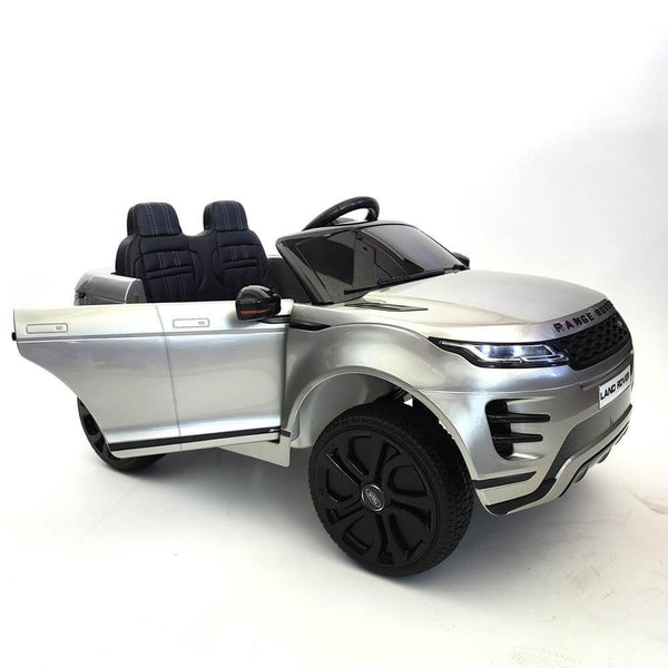 12V Range Rover Evoque SUV Kids Ride-On Car Two-Seater w/ Parental Remote, MP3 - Kids Eye Candy