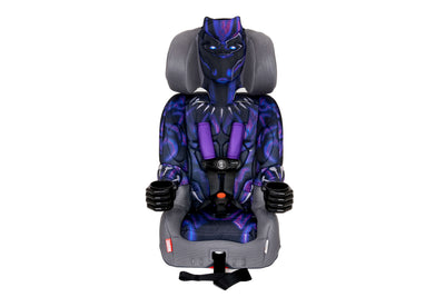 Groovy Kids Marvel Black Panther Adjustable Combination Booster Car Bralicious Painted Fabric Chair Ideas Braliciousco