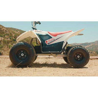 Razor Dirt Quad 500 DLX ATV Powered Ride On Toy - Kids Eye Candy