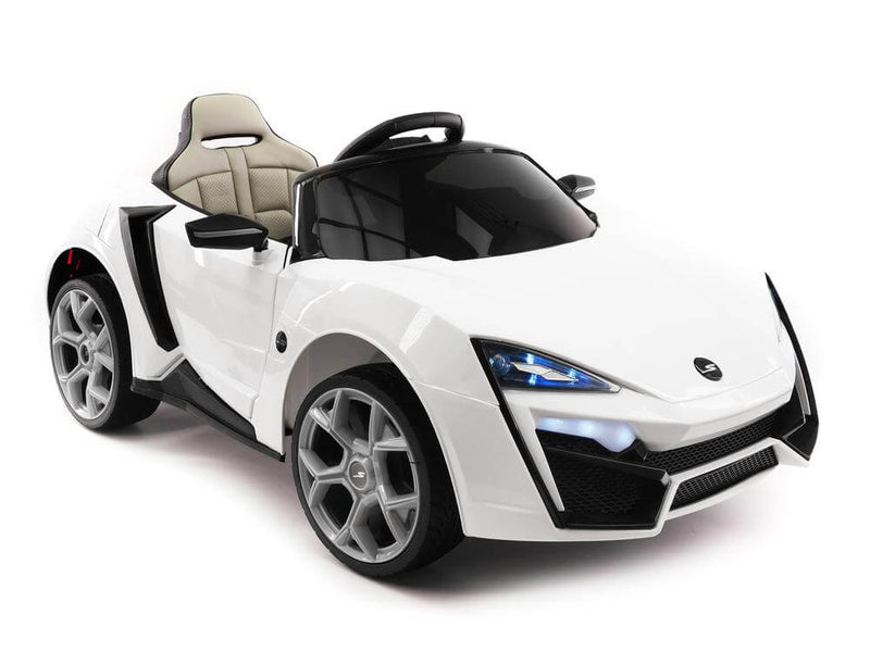 Stinger HyperSport 12V Ride-On Car With R/C Parental Remote - Kids Eye Candy