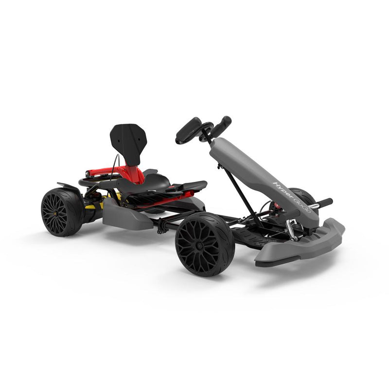 "HyperGOGO GoKart 6.5"" Hoverboard Combo Bluetooth Racing Kids Ride On Car - Kids Eye Candy"