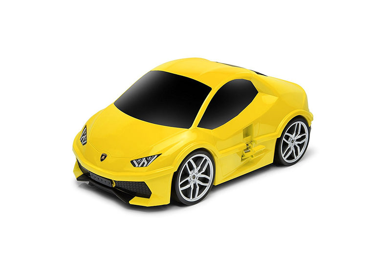 Lamborghini Huracan Carry-On Handle Luggage For Kids Trolley Suitcase - Kids Eye Candy