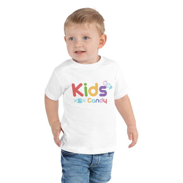 KEC Toddler Short Sleeve T-Shirt - Kids Eye Candy