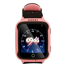 Load image into Gallery viewer, Kids 1.44'' inch Smart Watch Tracker GPS SIM Card Voice Photo Pedometer