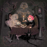 The Ghost of Mary Shelley Giclée Print
