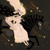 The Magical Horse Giclée Print