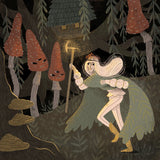 Lost in the Woods Giclée Print
