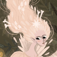 The Swan Fairy Giclée Print