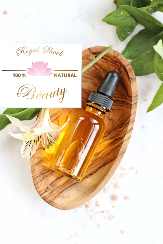 Royal Sheek Face Serum