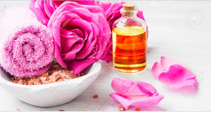 All Natural Rose Oil