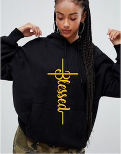BLESSED HOODIES