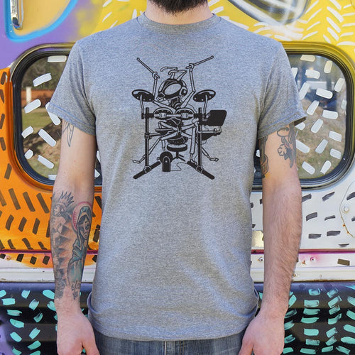 Ant Drummer T-Shirt