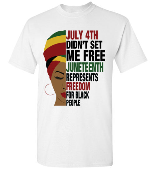 Juneteenth Represents Freedom