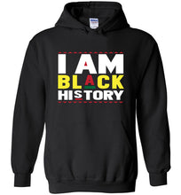 "Load image into Gallery viewer, ""I AM BLACK HISTORY"""
