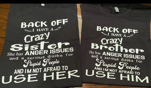 Siblings T-Shirts
