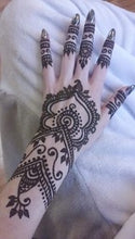Load image into Gallery viewer, Henna Designs