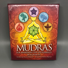 Load image into Gallery viewer, Mudras for the Awakening the Five Elements Deck & Book Set