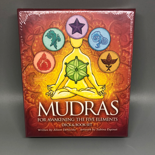 Mudras for the Awakening the Five Elements Deck & Book Set