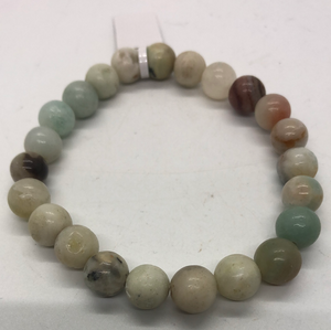 Mixed Amazonite Bracelet