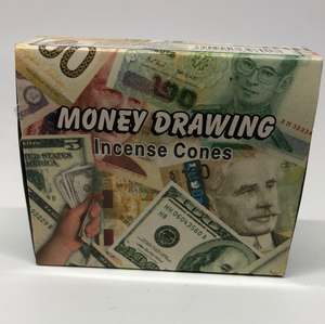 Money Drawing Cone Incense