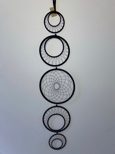 Moon Phases Dreamcatcher