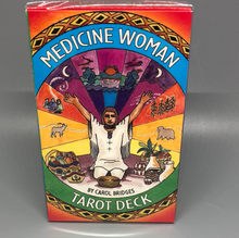 Load image into Gallery viewer, Medicine Woman Tarot Deck