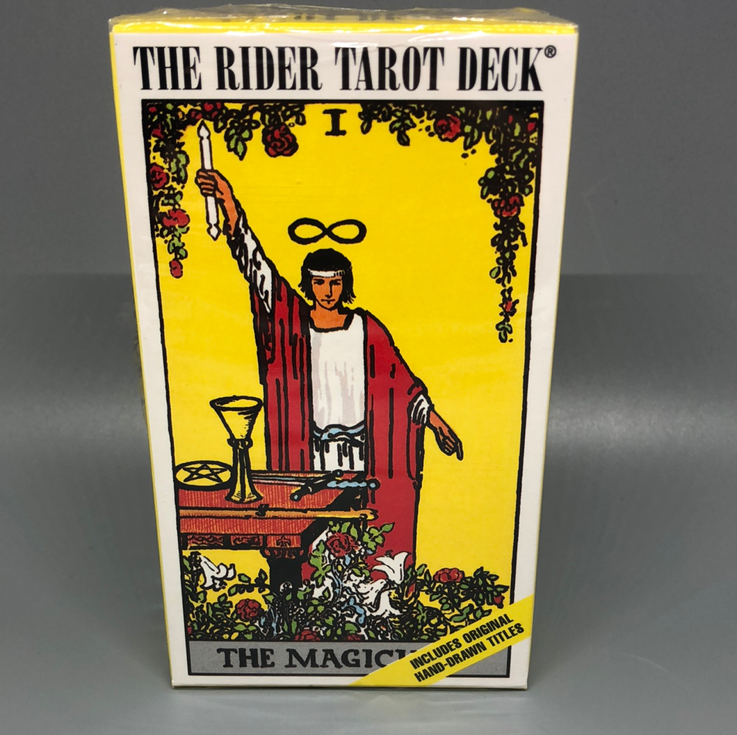 The Rider-Waite Tarot Deck
