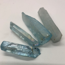 Load image into Gallery viewer, Aqua Aura Quartz
