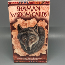 Load image into Gallery viewer, Shaman Wisdom Cards