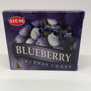 Blueberry Cone Incense