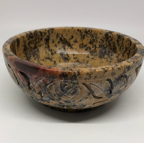 Soapstone Smudge Bowl