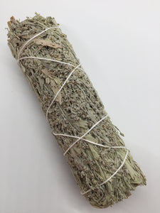 Sage - Frankincense Smudge Stick