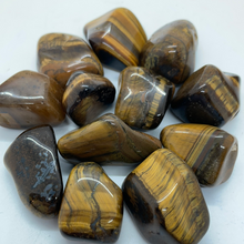 Load image into Gallery viewer, Gold Tiger Eye