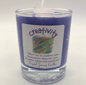 Creativity Soy Candle