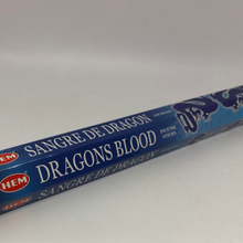 Load image into Gallery viewer, Dragons Blood Incense Sticks
